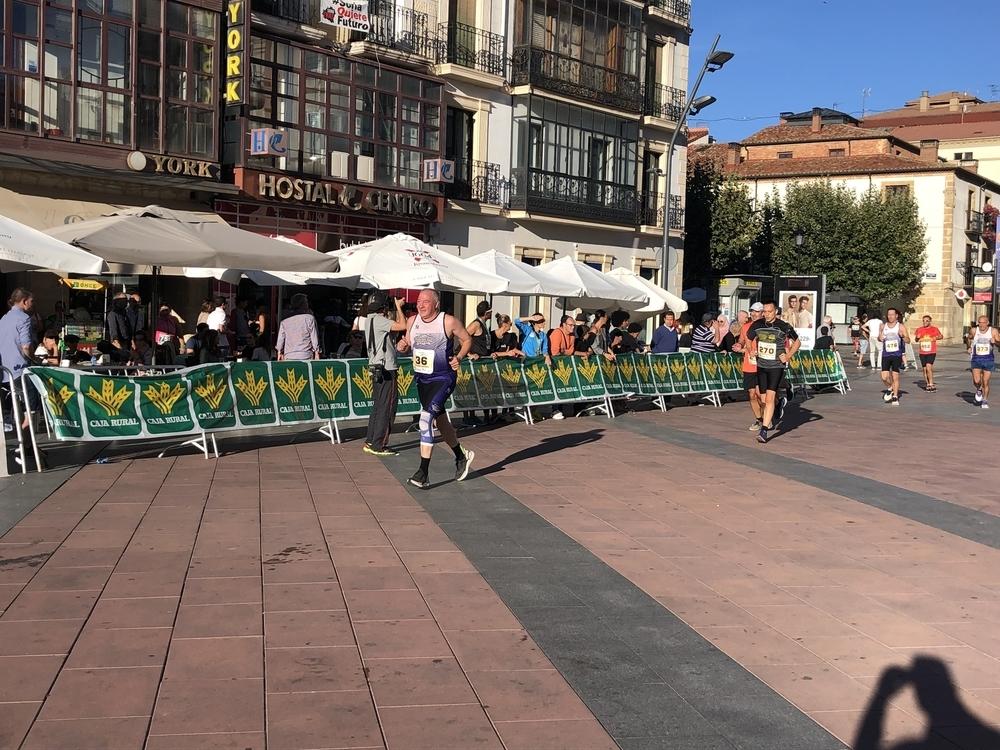 Said Aitaddi se lleva la Media Maratón Abel Antón