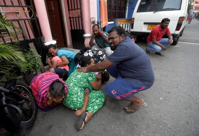 Una pareja de gallegos, entre los fallecidos de Sri Lanka DINUKA LIYANAWATTE