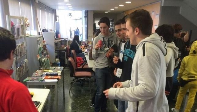 Hoy, día de la cultura japonesa en la Casa de la Juventud Ayuntamiento de Pamplona