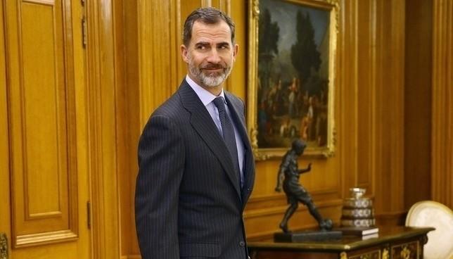 El Rey visita Navarra este martes