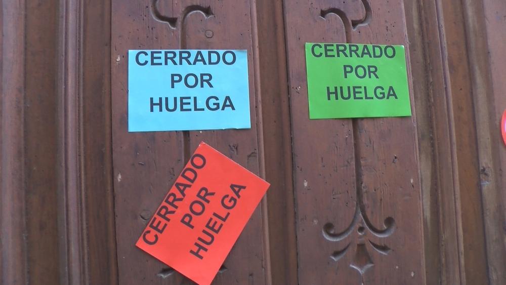 La huelga de Sedena obliga a cerrar bibliotecas y Civivox
