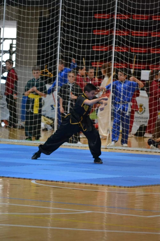 Éxito del club Lao Jia Wu Shu en el torneo de Villarreal