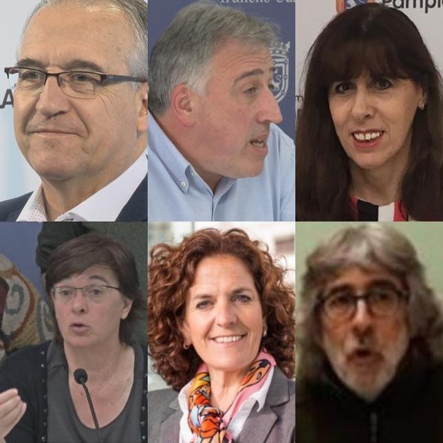 Navarra Tv organiza el debate con los candidatos de Pamplona