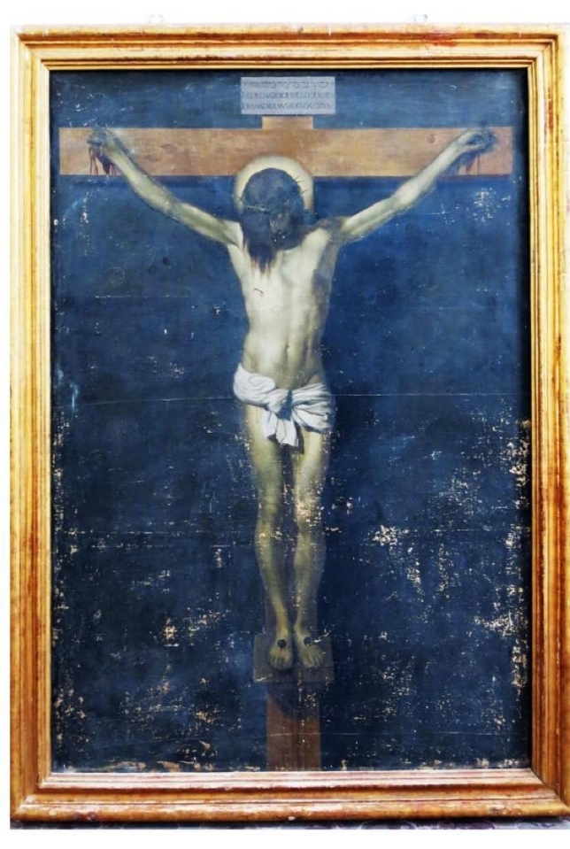 ¿Un Velázquez en el cementerio de La Granja?
