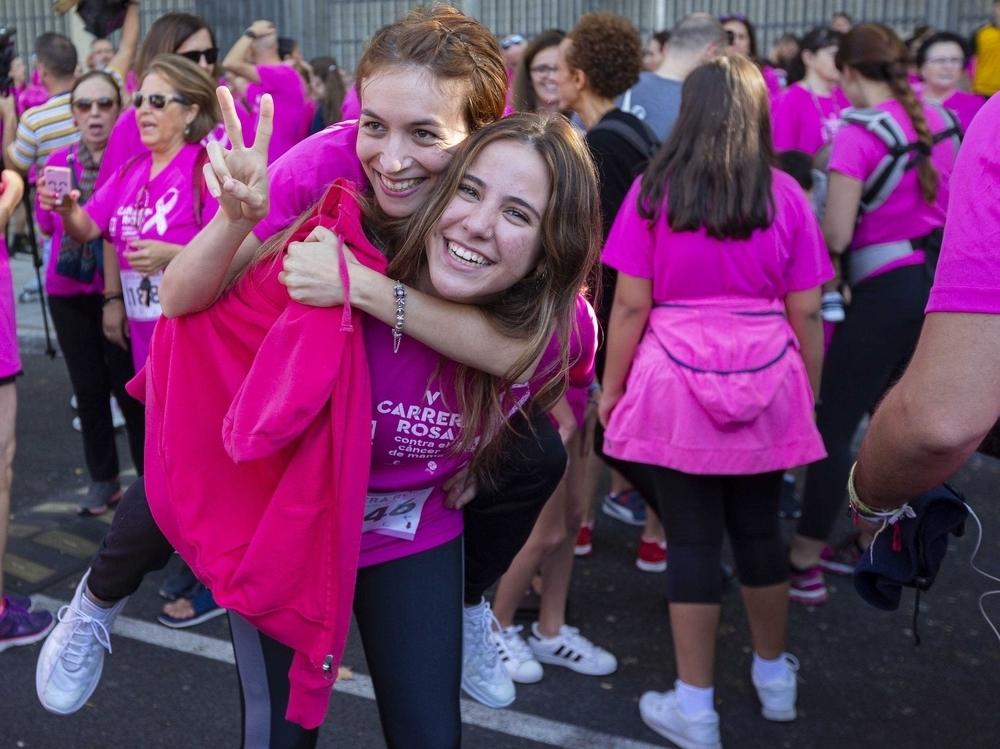 Junta anima a participar en la prevención de cáncer de mama