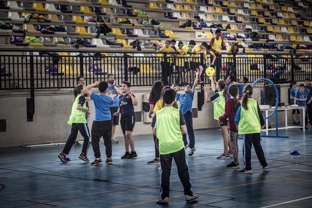 Nace un nuevo deporte en Soria: la Pelota Numantina