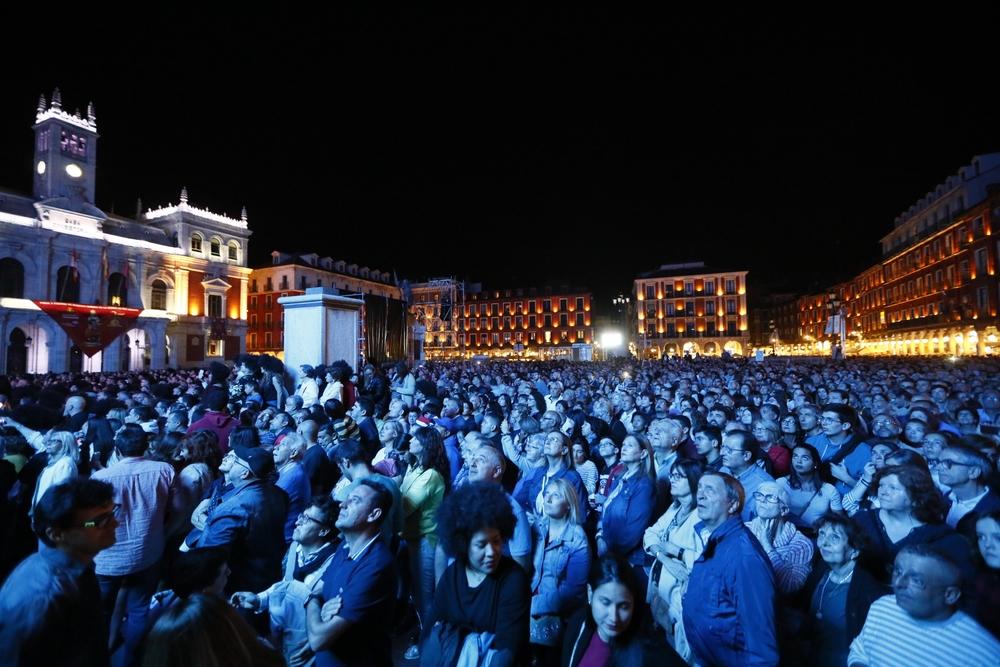 Gloria Gaynor pone a bailar a Valladolid