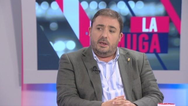 Hualde, optimista de cara a que haya un gobierno progresista NATV