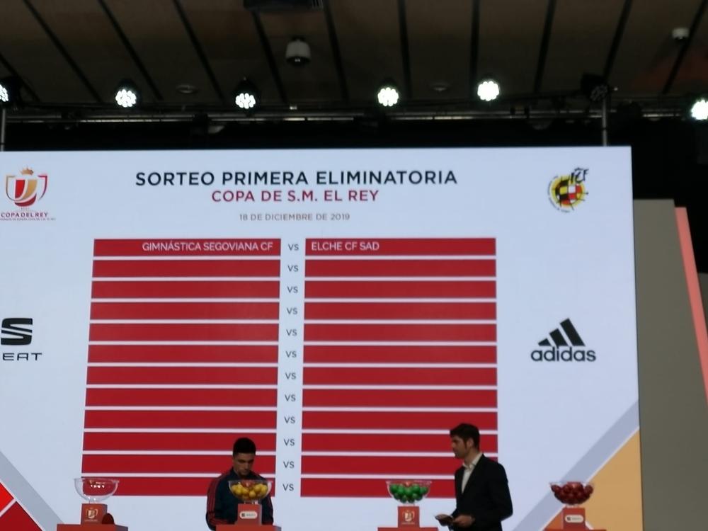 El Elche, rival de la Segoviana en la Copa del Rey
