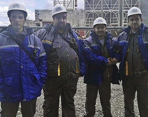 «La sensación al entrar en Chernóbil fue aterradora»