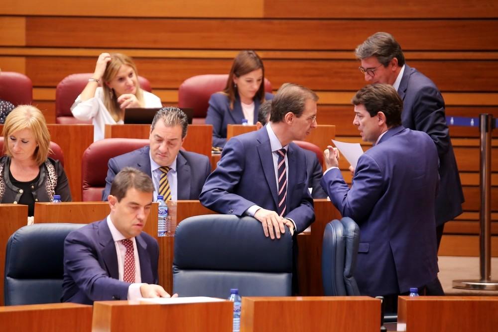 La Junta anuncia una inversión «importante» en el Plan Ávila
