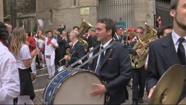 La Pamplonesa, cien años de compromiso con su ciudad