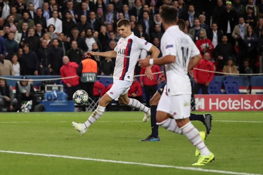 El PSG asesta un correctivo al Real Madrid