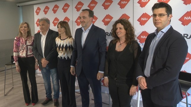El programa de Navarra Suma incluye una bajada de impuestos