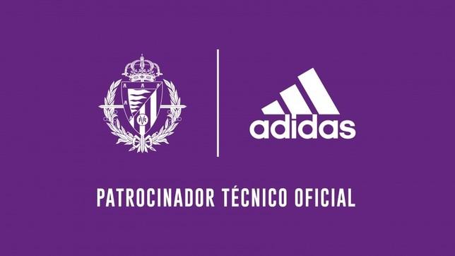 Adidas vestirá al Pucela