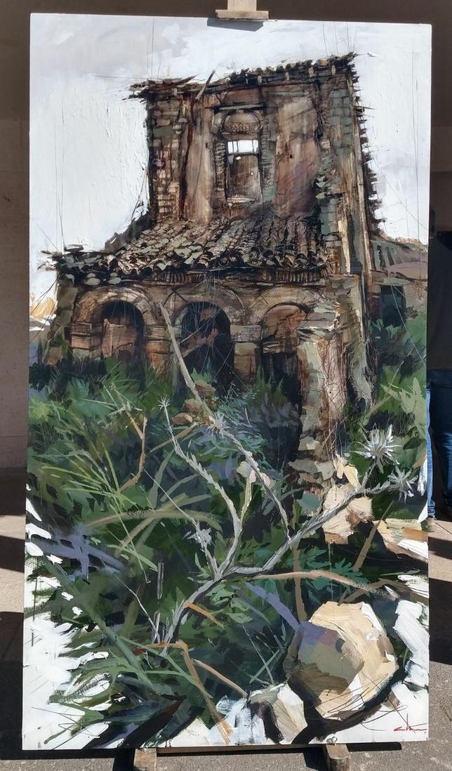 Lerma premia a los ganadores del Concurso de Pintura