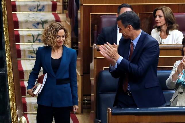 Sánchez y Batet fijarán la fecha de investidura el martes Ballesteros Ballesteros