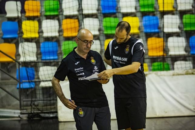 Ciudad Real examina a los 'Hispanos Juveniles'