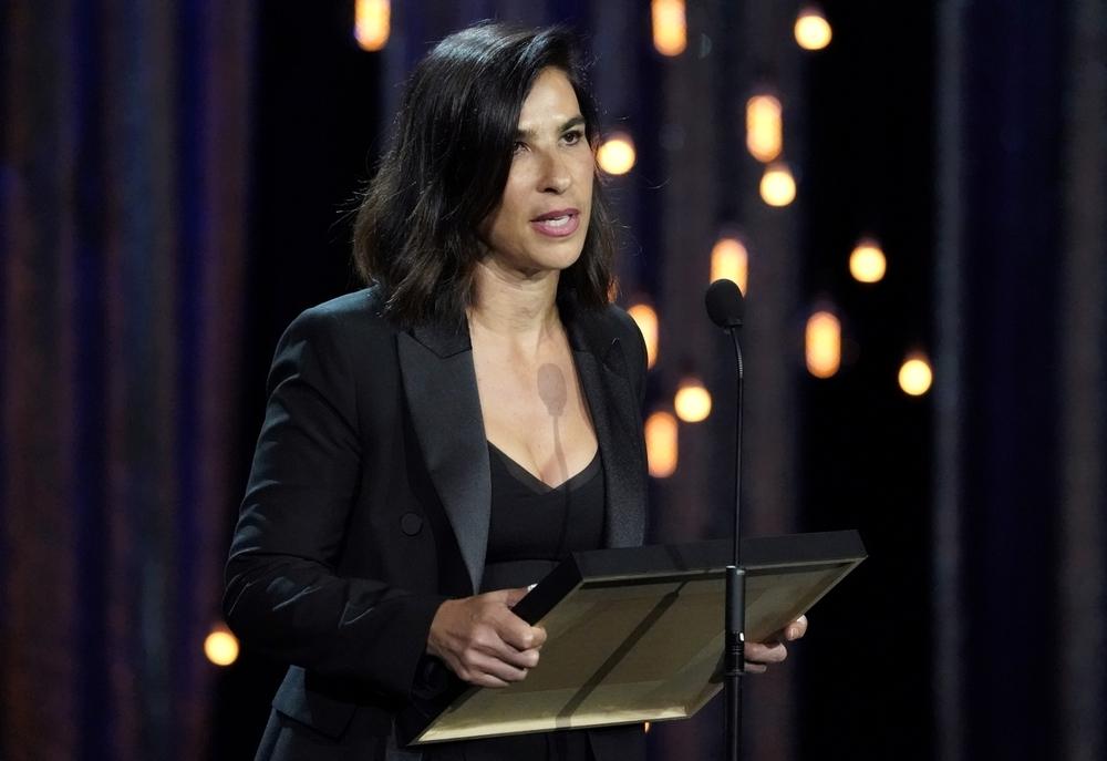 Laura Merians recive el Premio del Jurado a la Mejor Fotografía