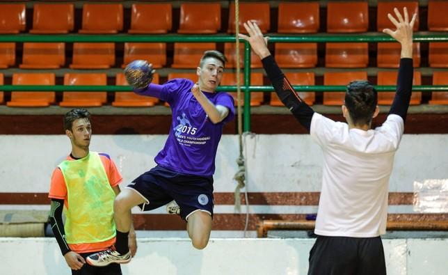 El joven que renunció a Boca por el balonmano Manuel Bruque