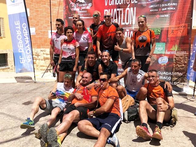 Del Campo y Algarra ganan el Trail Fuentes del Turia