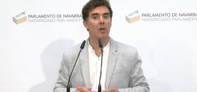 La Asamblea Ciudadana de Podemos decidirá si apoyan al PSN