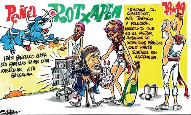 PEÑA ROTXAPEA