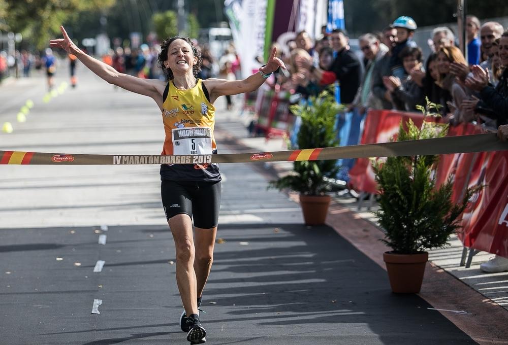 Rebeca Ruiz ha ganado las cuatro ediciones de esta carrera.