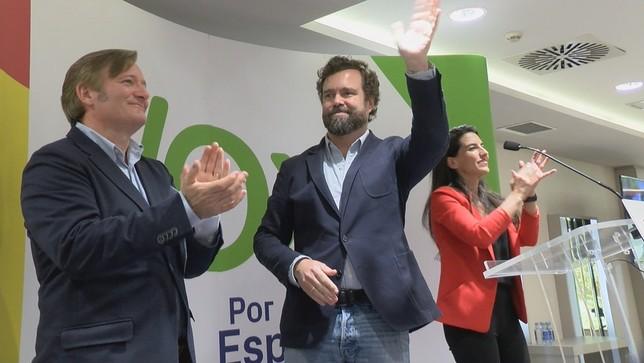 VOX presenta lista al Parlamento foral y a 8 ayuntamientos