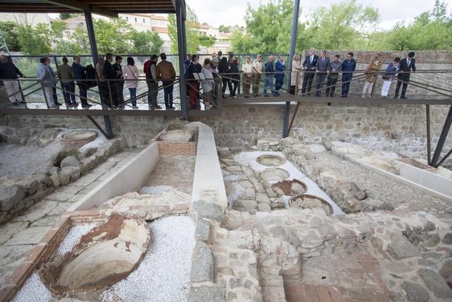 Las Tenerías Judías de San Segundo quedan inauguradas