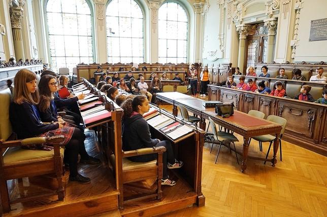 Valladolid celebra el Pleno Municipal de la Infancia