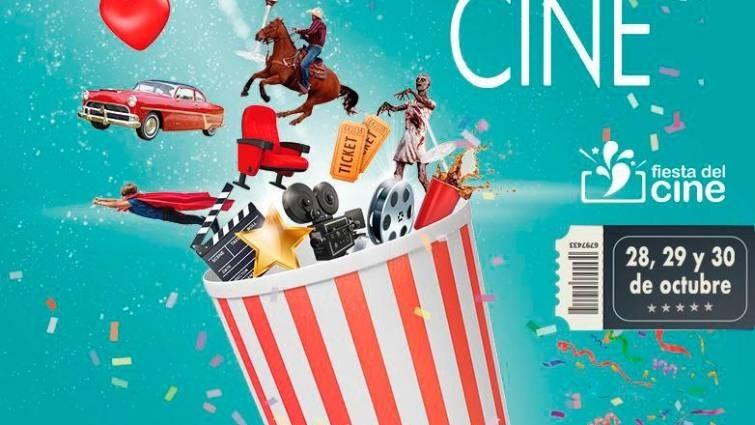 Arranca la 17 edición de la Fiesta del Cine