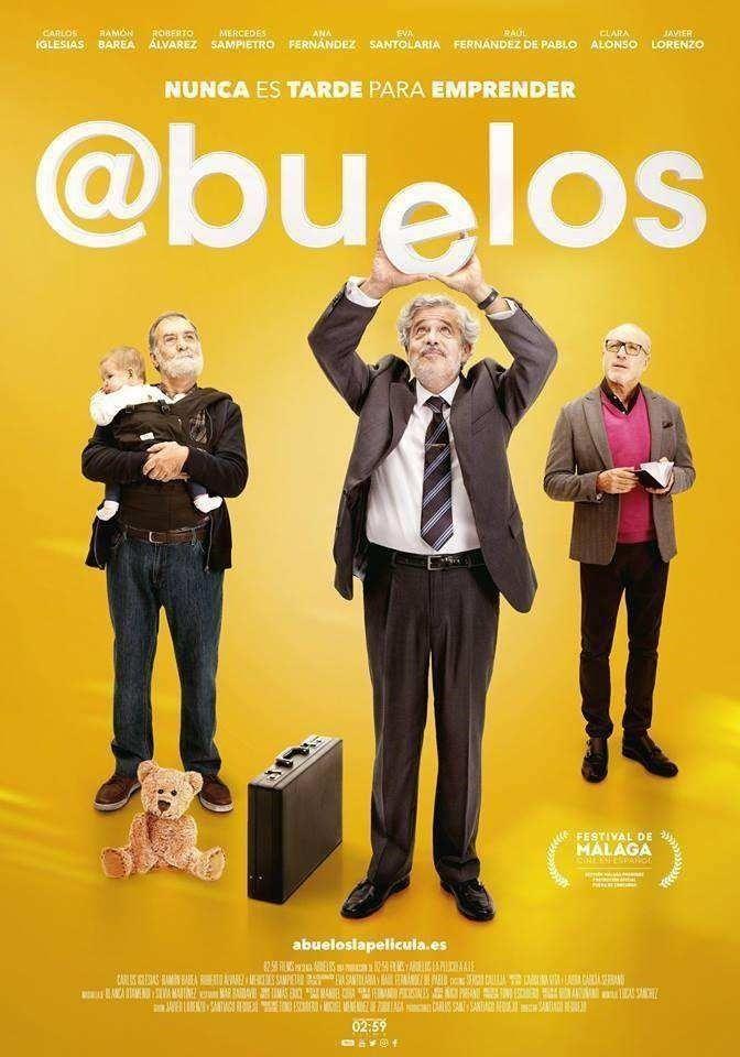 'Abuelos' gana el XX Festival Ópera Prima de Tudela