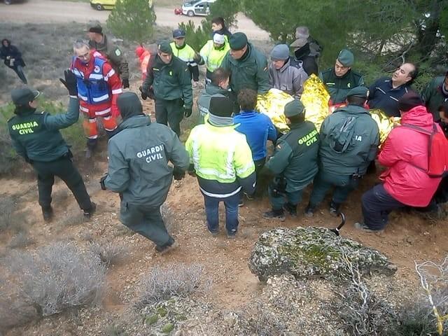 Localizado el octogenario desaparecido en Piñel de Abajo