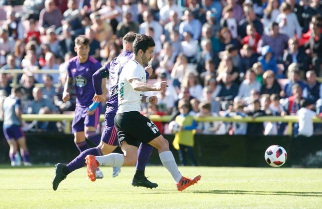 Extraordinario recibimiento al Burgos, que ya gana 2-0