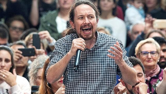 España decide su futuro entre dos grandes bloques Salvador Sas / 1010199