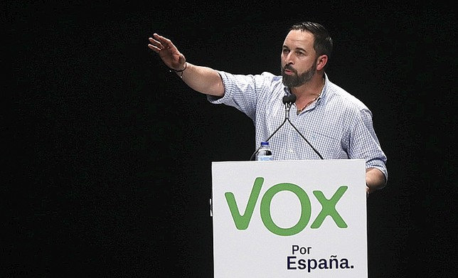 España decide su futuro entre dos grandes bloques Jesús Prieto - Europa Press
