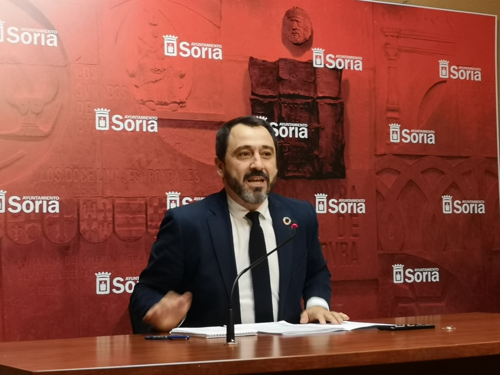 56,2 millones de euros para los presupuestos de Soria