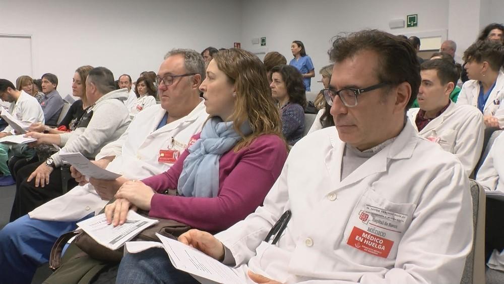 Sindicato Médico convoca asambleas para conocer el acuerdo