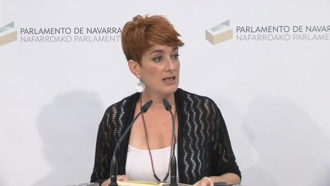 EH Bildu recuerda que 23 escaños no hacen mayoría absoluta