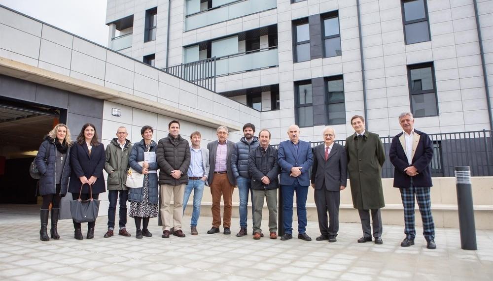 Inaugurada la primera promoción de alquiler Passivhaus