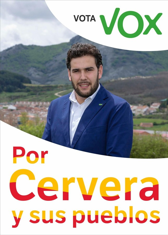 Cinco candidaturas se disputan Cervera