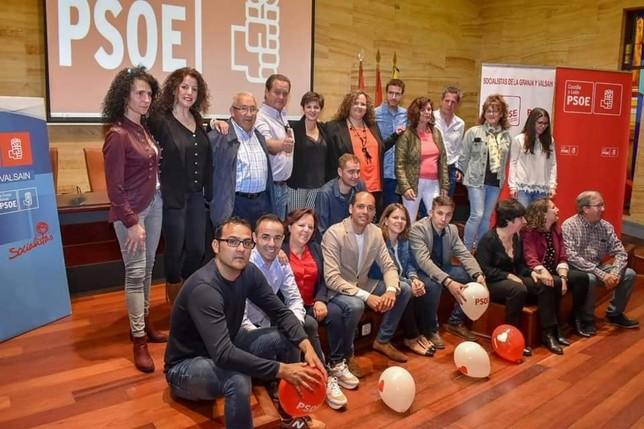 Un PSOE renovado para seguir gobernando en La Granja