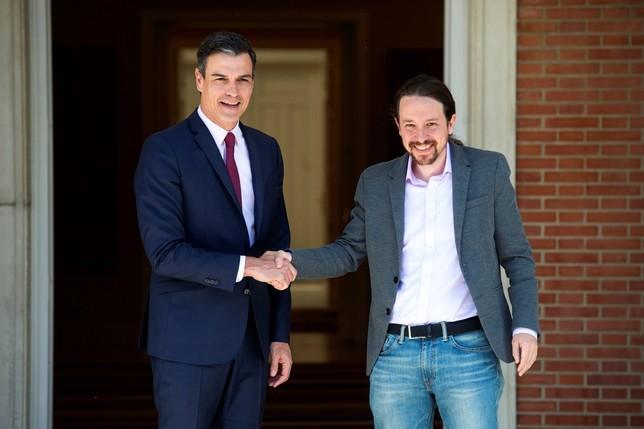 Arrancan las negociaciones para un Gobierno de izquierdas Luca Pergiuvanni
