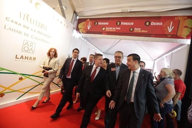 Fenavin abre sus puertas mirando con optimismo la nueva PAC Pablo Lorente
