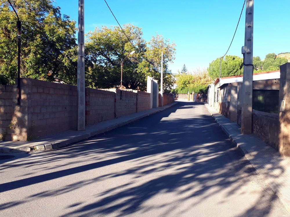 La CHG finaliza las obras en el arroyo de Carrizosa