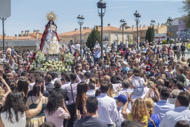 La Virgen de las Vacas se internacionaliza