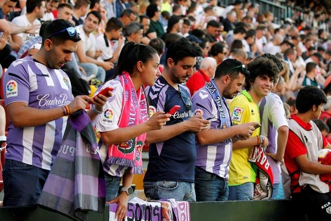 El Real Valladolid seguirá en Primera