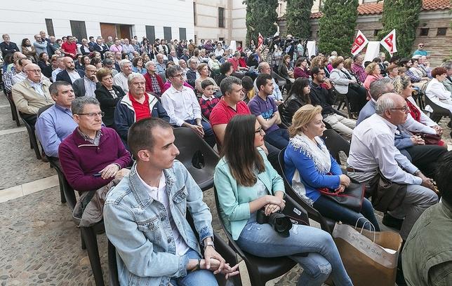 Zamora pide un segundo tiempo para gobernar sin pactos Tomás Fernández de Moya