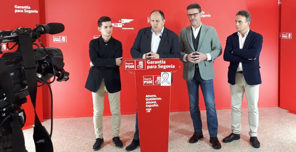 El PSOE alerta del cierre de 118 consultorios en Segovia